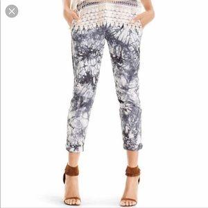 Cabi Marble Pants Tie Dye Jogger Yoga Cotton #5075